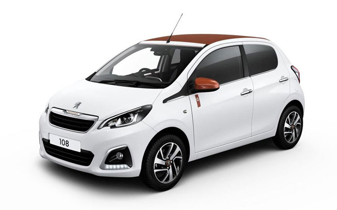 Peugeot 108 - City car originale e piacevole