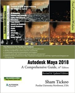 autodesk maya 2018 a comprehensive guide